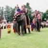 Лопбури – провинция, в которой можно увидеть яркие фестивали