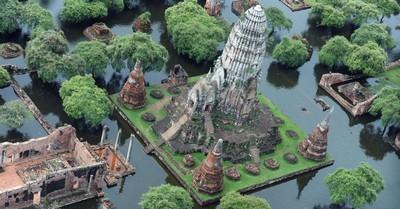 Аюттхая  — известная провинция в Таиланде