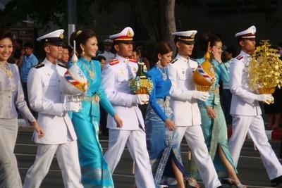 День Рождения Королевы Сирикит – известный праздник Таиланда