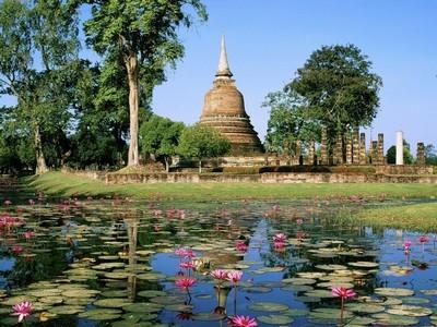Самые интересные национальные парки Тайланда