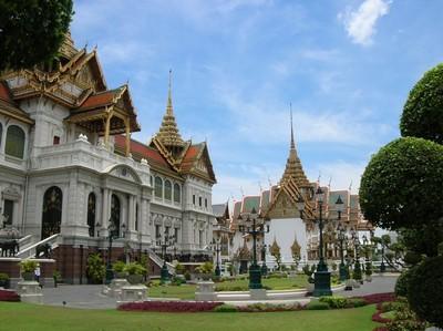 Самые известные монастыри Таиланда