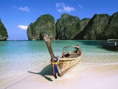 Таиланд — остров Пхи Пхи