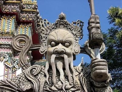 Тайланд. Достопримечательности Бангкока