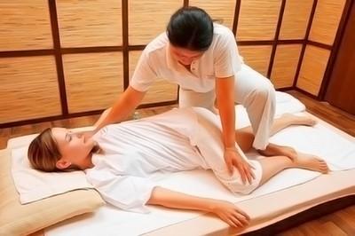 Тайский массаж в Таиланде