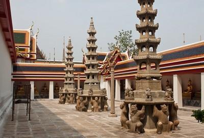 buddijskie hramyi tailanda Буддийские храмы Таиланда