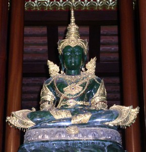hram izumrudnogo buddyi Храм Изумрудного Будды