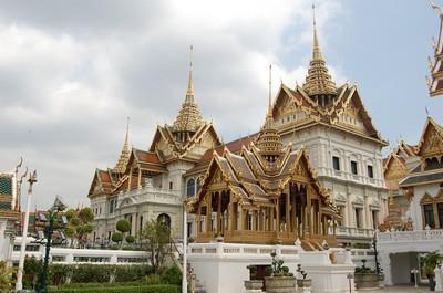 korolevskij dvorets v bangkoke Королевский дворец в Бангкоке
